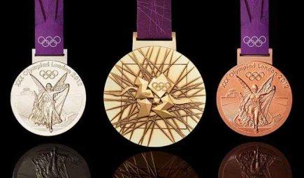 London olimpiadasının medalları necə olacaq? - 2