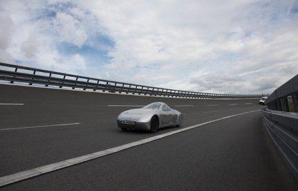Alman elektrik avtomobili rekord vurdu - 3