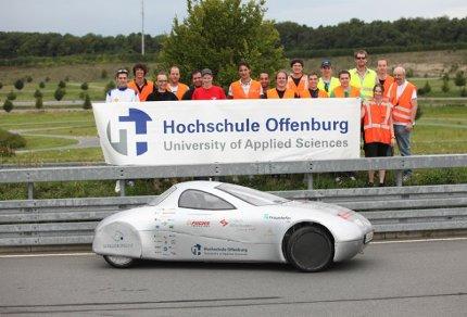 Alman elektrik avtomobili rekord vurdu - 4