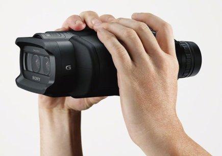 Sony ilk rəqəmli binoklu yaratdı - 1