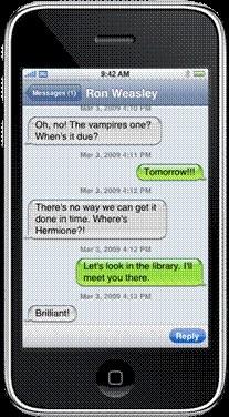 SMS yazmağı sevirsinizmi? - 1