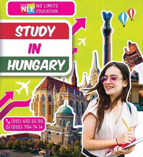 No Limits Education komandası sizə Macarıstan-da təqaüdlü təhsil təklif edir.