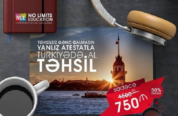 Türkiyə Dövlət Universitetlərində Bakalavr və Magistratura təhsili - 1