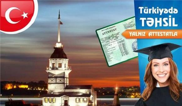 Türkiyənin Dövlət Universitetlərinə İmtahansız Qəbul İmkanı - 1