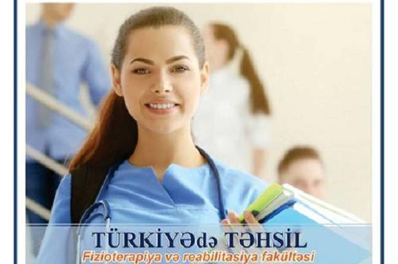 Türkiyə Universitetlərində Fizioterapiya təhsili alın - 1
