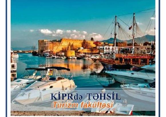 Turizm fakultəsini Kipr Universitetlərində oxu - 1